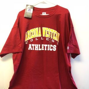 Arizona Western College Athletics Tshirt Mens XXL